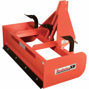 King Kutter Xb Box Blade 4ft Wide Bb 48 xb
