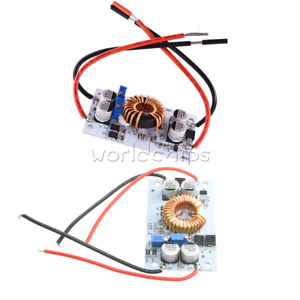 Adjustable Dc Boost 10a 250w 500w Step up Constant Current Power Supply Driver