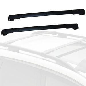 Top Cross Bar Roof Rack Carrier Fit For 14 19 Subaru Crosstrek Forester Impreza
