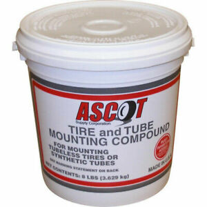 Murphy S 2028 8lb Tire Tube Mounting Compound Ascot Private Labeled