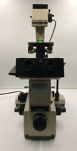 Olympus Imt 2 Inverted Phase Contrast Microscope