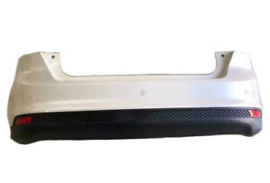 12 14 Ford Focus Rear Bumper Assembly W Parking Paint Ug
