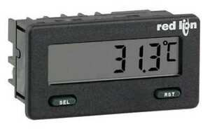 Red Lion Cub5tcr0 Thermocouple Meter W Reflective Display