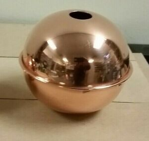 Polished Copper Ball Quality Made 4 For Weathervane Lightening Rod