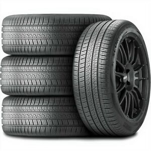 4 Pirelli Scorpion Zero All Season 235 55r19 105v Xl Vol A S Performance Tires