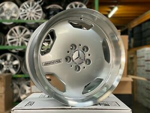 Free Shipping New 17 Staggered Amg Monoblock Rim Mercedes W210 W202 W203 W211