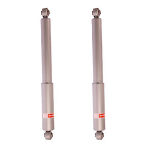 Kyb Gas A Just Monotube Shocks Rear Pair For 07 13 Gmc Sierra 1500 4wd Awd Rwd