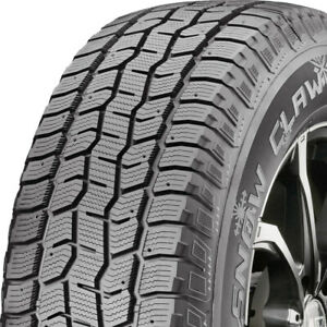 2 New Lt245 75r16 E 10 Ply Cooper Discoverer Snow Claw Winter 245 75 16 Tires