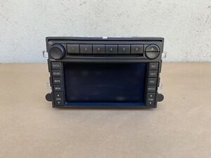 2007 Ford Expedition Navigation Gps Radio Stereo 6 Disc Changer Aux Mp3 Oem