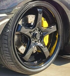 Racing Hart Pro 5 Series 19x8 5 And 19x10 5 5x114 3 Wheels