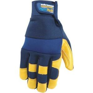 Wells Lamont Hydrahyde Men s Extra Large Cowhide Leather Work Glove 6 Pk