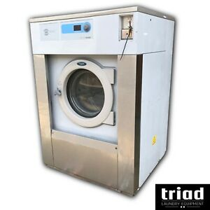 11 Wascomat W4240h 60lb Soft Mount Washer 1ph Coin Op Laundromat Speed Queen