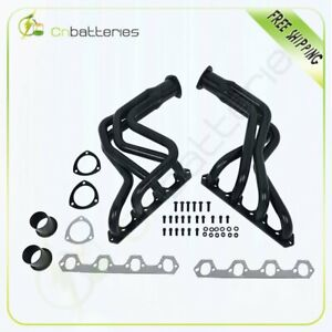 Exhaust Long Headers Kit For 69 79 Ford F 100 F100 5 0l V8 302w Pickup Truck 2w