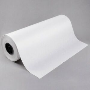 24 X 1000 40 Food Packaging Wrapping White Freezer Paper Roll Restaurant New