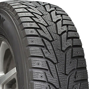 4 New Hankook Winter I pike Rs 195 70r14 91t Sl Snow Tires
