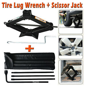 Jack Lug Wrench Spare Tire Nut Handle Kit For Chevy Silverado 1500 2500 3500 Hd