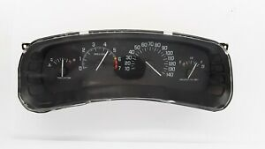 1997 Buick Park Avenue Speedometer Gauge Cluster With Tach And Info Center