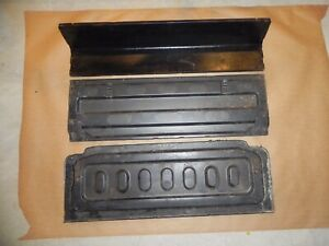 1968 1969 1970 Mustang Fastback 3 Piece Fold Down Rear Seat 1965 1966 1967