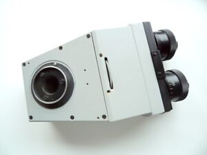 Binocular Attachment Polam With Diaphragm Lomo For Microscope