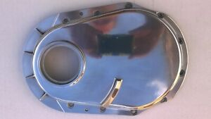 Timing Cover Polished Aluminum Gen 5 Mark 5 Chevy Chevrolet Big Block