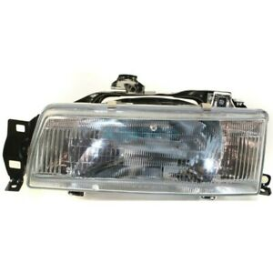 New Left Headlight Fits 1988 1992 Toyota Corolla To2517101