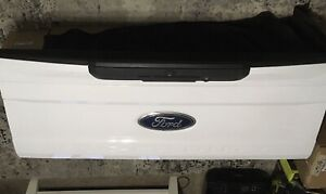 2017 2019 Ford F250 Rear Tailgate With Camera