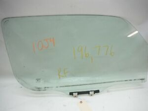 2006 Honda Element Passenger Right Front Door Window Glass Oem 2003 2008