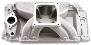 Edelbrock 2916 Intake Manifold Fits Big Block Chevy Racing Engines 10 2 Deck