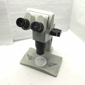 Olympus Szx9 Stereo Microscope Magnification 6 3 57x With Whs10x h 22 Eyepieces