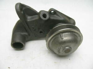 Carter Fp1096 Rh Water Pump For 1948 1982 Ford 100 350 Series Flat Head V8 239