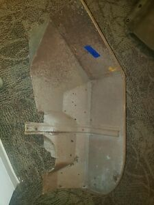 Willys Mb Ford Gpw Jeep Front Right Fender
