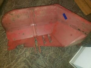 Willys Mb Ford Gpw Jeep Front Left Fender