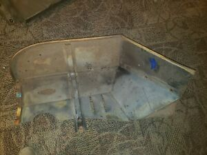 Willys Mb Ford Gpw M38 Jeep Front Left Fender