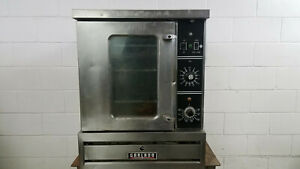Garland K06tg2a Half Size Convection Oven Nat Gas 120 Volts 1 Phase Tested