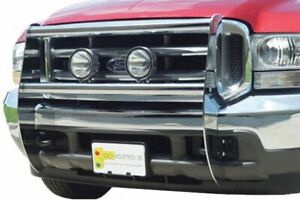 For 2003 2006 Chevy Avalanche 2500 Bumper Brush Grill Guard Protector