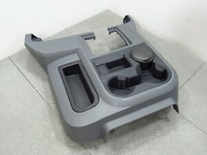 06 08 Dodge Ram 1500 2500 3500 Floor Console Cup Holder Cupholder Gray 6522