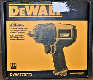 Dewalt Dwmt70773 1 2 Heavy Duty Pneumatic Impact Wrench New