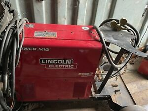 Lincoln Electric Welder 350 Power Mig