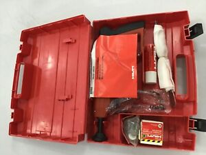 Lightly Used Hilti Dx E72 Powder Actuated Tool Preowned