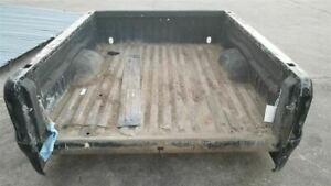 2000 Toyota Tundra Pickup Bed Box 4 Door Extended Cab 163656