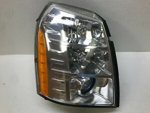 09 10 11 12 13 14 Cadillac Escalade Right Passenger Side Hid Xenon Headlight Oem