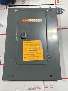 Federal Pacific 100amp Panel Cover