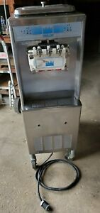 Used Taylor Three Head Soft Serve Ice Cream Machine Model 336 33