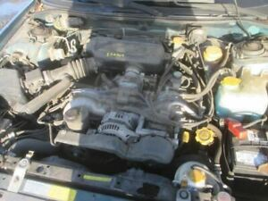 Automatic Transmission Awd 2 5l Outback Fits 97 Legacy 15330105