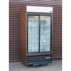 Beverage Air Refrigerator Mt33 Used Very Good Condition