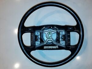 1994 1995 1996 Ford F 150 Bronco Steering Rubber Wheel With Cruise Control