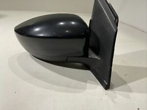 2013 2014 2015 2016 Ford Escape Right Side Power Mirror Oem Black