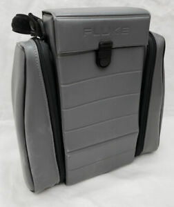 Fluke 743b Faux Leather Carrying Case Pouch Bag Documenting Process Calibrator