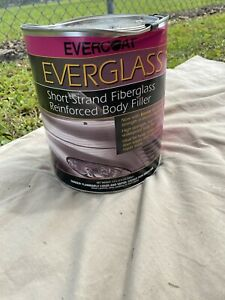 K94 Fibreglass Evercoat 622 Everglass Body Filler Gallon