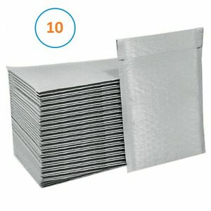 6x10 0 Poly Bubble Mailers Padded Envelopes Shipping Bags Mailing 6 X 9 Self
